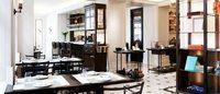 奢侈品牌进军美食界 Burberry于伦敦开设首家咖啡店