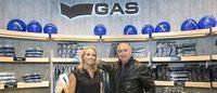 Gas inaugura un nuovo store a San Sebastian