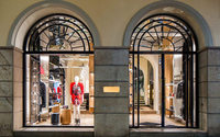Balmain unveils first Olivier Rousteing-designed store in Milan