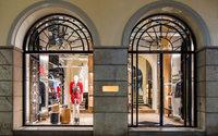 Balmain presenta en Milán la primera boutique diseñada por Olivier Rousteing