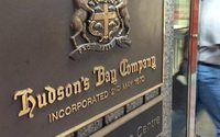 Hudson's Bay sales drop amid broader retail slump
