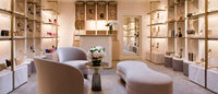 Jimmy Choo rouvre sa boutique de l'avenue Montaigne