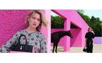 Les premières images de la nouvelle campagne Vuitton avec Léa Seydoux