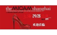 Italian footwear going to China without TheMicam Shanghai