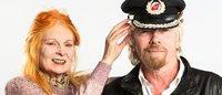 Vivienne Westwood s'envole avec Virgin Atlantic