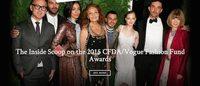第12回「CFDA/ヴォーグファッション基金アワード」初の3ブランド同時グランプリ受賞
