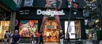 Desigual's growth is only at a single digit