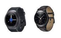 A Berlin, Samsung présente sa nouvelle montre connectée, concurrente de l'Apple Watch