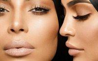Kim Kardashian teases lipstick launch