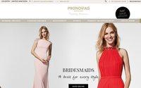 Pronovias lanza su tienda online para Reino Unido
