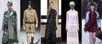 ファッションウィーク東京 2014年春夏コレクションをライブ配信
