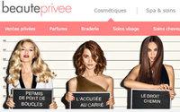 ShowroomPrivé rachète le site BeautéPrivée