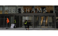 Britain's Debenhams, ASOS buck retail gloom