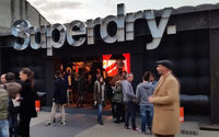 Superdry ramps up German expansion with new Berlin superstore