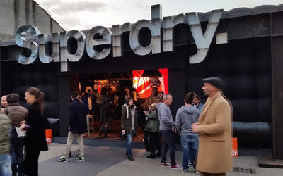 info for 2a67b ac30f Superdry ramps up German expansion with new Berlin ...