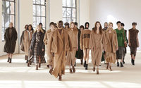 Max Mara fetes its 70th anniversary with élan