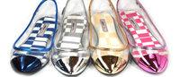 Colcci produz calçados com material reciclável