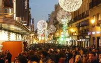 Los hogares españoles gastarán 601 euros en las compras de Navidad, un 3% más