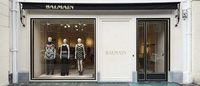 Balmain a ouvert son flagship londonien