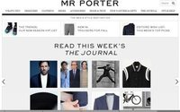 Mr Porter unveils shoppable Apple TV app