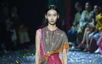 Sies Marjan stuns with sparkling fall runway show