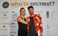 Carlo Volpi vainqueur de Who is On Next ? Homme 2016