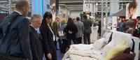 Empresas brasileiras marcam presença em feira têxtil alemã Heimtextil