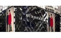 UK's Burberry to premiere on Periscope