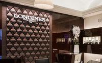 Longines открыл третий бутик в Москве