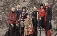 Burberry ad criticised in China for lack of festive cheer