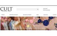 В Украине начал работать интернет-магазин дистрибьютора люксовых марок Cult Fashion Group.