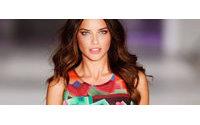 Desigual's first-ever brand ambassador is Adriana Lima