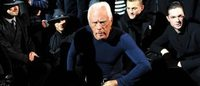 Armani tells Italian PM Renzi to smarten up