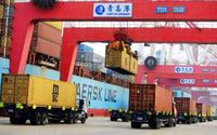Exportations françaises : chute des commandes venues d'Asie