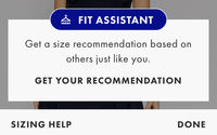 Asos rolls out 'Fit Assistant' tool powered by machine learning