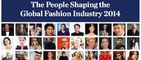时尚权力全球最强500人物 国内26人上榜