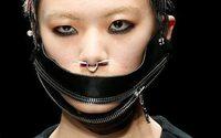 Daring designs lead looks on Tokyo catwalks