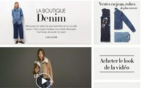 Amazon lancia la sua e-boutique dedicata al denim