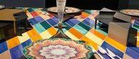 'La Magnifica Forma' di HOMI: sette designer interpretano il banchetto storico