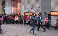 Louis Vuitton выходит в китайский онлайн