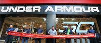 Under Armour上海开出全球第二大旗舰店