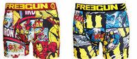 Freegun sous le signe des super-héros