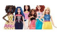 Компания Mattel выпустила Barbie® с «нестандартными» формами