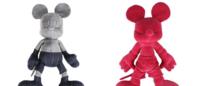 Ricardo Almeida lança boneco do Mickey em parceria com ONG