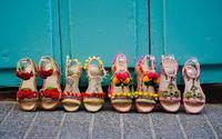 Mariettas by MB, una apuesta total por las sandalias con personalidad y color