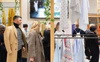Munich Fabric Start cierra con caída en la afluencia