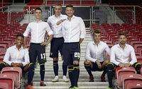 Olymp stattet VfB Stuttgart mit Hemden aus