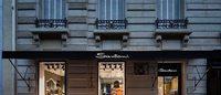 Santoni inaugura a Parigi