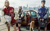 Coach unveils 1941 Fall 2016 ad campaign