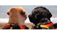 Pitti Uomo 89: Armata di Mare veste la scuola per cani da salvataggio